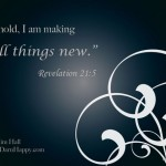 Revelation 21-5 make new image wm