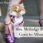 Mrs. McJudgy Pants goes to Allume