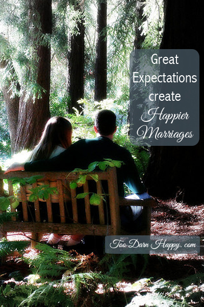 great expectations create happier marriages