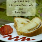 Quick and easy Christmas breakfasts and tasty treats