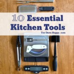 Saturday Sips: 10 Essential Kitchen Tools