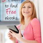 Saturday Sips: 5 Places to find free ebooks!