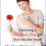 How to choose a Mother's Day gift that hits the heart