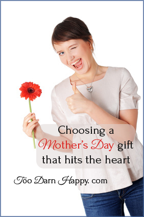 how to choose mother's day gift