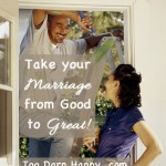 Saturday Sips: Take your marriage from good to great!