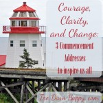 Saturday Sips: Courage, clarity, and change, oh my!