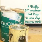 A thrifty DIY investment that pays dividends